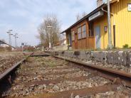 Langenneufnach: Bahnhofsareal wird für die Staudenbahn modernisiert