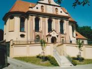 Mindelzell: Mindelzeller Kirchturm wird saniert