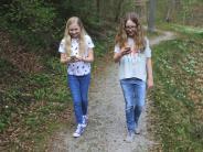 Thannhausen: Mit Smartphone bewaffnet durch den Hansenhohl