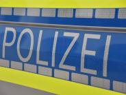 Aletshausen: Diesel aus Bagger gestohlen