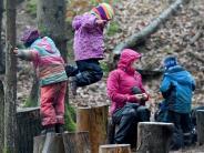 Thannhausen: Bekommt Thannhausen einen Waldkindergarten?