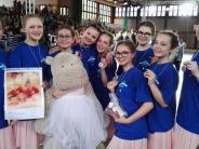 Ursberg: Ursberger Schülerinnen tanzen sich an Bayerns Spitze