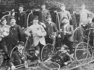 Krumbach: Als in Krumbach das Rad geschoben werden musste
