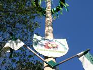 Thannhausen: Warum vor dem Thannhauser Rathaus kein Maibaum steht