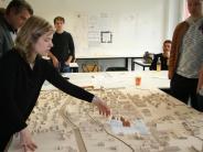 Thannhausen: Architekturstudenten nehmen Thannhausen unter die Lupe