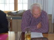 Krumbach: Überzeugende Mehrheit für Bezirksobmann Vogt Gruber