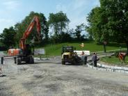 Krumbach: Radwegbau nach Waltenhausen nimmt Gestalt an