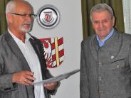 Gemeinderatssitzung: Ein halbes Jahrhundert im Ehrenamt tätig