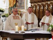 Roggenburg: Pater feiert Priesterjubiläum