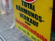 Kreis Günzburg: Schwere Zeiten für die Innenstädte – und doch gibt es Chancen