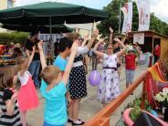 Ursberg: Ein Fest ohne Barrieren