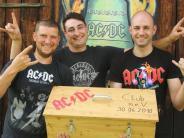 Waltenhausen/Hohenraunau: Besonderer Draht zu AC/DC aus Waltenhausen und Hohenraunau