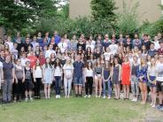 Abitur I: Alle haben bestanden