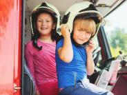 Kreis Günzburg: Wenn schon Kinder zur Feuerwehr gehen