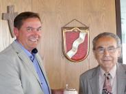 Krumbach: Ehrung für Dr. Josef Langenbach