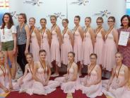 Ursberg: Für die Ursberger Tänzerinnen wurde ein Traum wahr