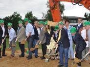 Krumbach: Der Neubau der Fach- und Berufsoberschule in Krumbach beginnt