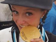 Jettingen-Scheppach: Kötzerin Justine Fehn ist bayerische Meisterin im Springreiten
