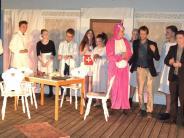 Ursberg: Wie der Hase in pink drei Theaterpremieren erlebte