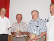 Wattenweiler: Den Vereinsgeburtstag in Wattenweiler gefeiert