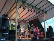 Open-Air: Mundart-Musiker bei Waltenhauser Ackerbeat-Festival