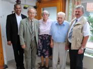 Waltenhausen: Waltenhausener Ehepaar hat das Rezept für 60 Jahre Ehe