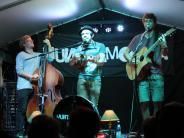 Dinkelscherben: Zwischen Blasmusik und rockigem Bass