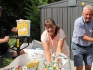 Thannhausen/Krumbach: Deckel gegen Kinderlähmung