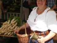 Günzburg: Mit der Marktfrau in die Vergangenheit