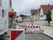 Krumbach: Die Innenstadt weiter beruhigen