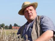 Waldstetten: Feldarbeit, wie sie früher war