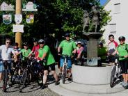 Neuburg/Kammel: Neuburg wird zum Zentrum der Radbegeisterten