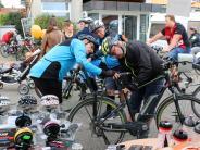 Freizeit: In Neuburg und Umgebung hatten Radler Vorfahrt