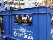 Burgau: Lammbräu ist fast nur im Getränkemarkt zu finden
