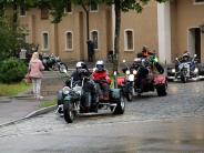 Bildergalerie: Die Biker kommen nach Ursberg