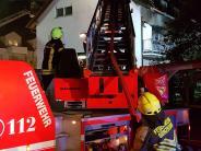 Offingen: Nach Brand: Wohnungen sind teilweise unbewohnbar
