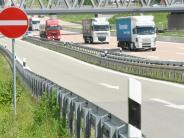 Millionen-Streit: Autobahn-Betreiber fordert mehr Geld nach A8-Ausbau