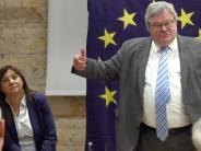 """Wahlkreis Neu-Ulm: Europa in einem """"Wechselbad der Gefühle"""""""