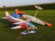 Modellflug: Erfolgreich mit dem Flieger eines Weltmeisters