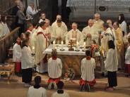 Kirche: Ziemetshausen möge ihm eine Heimat sein