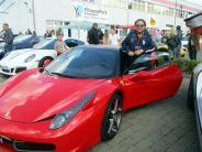 Bildergalerie: Rassige Sportwagen bei der Super Car Charity in Krumbach