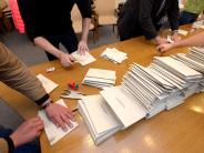 Landkreis: Immer mehr schicken ihre Kreuzchen per Post