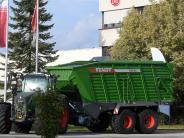 Kreis Günzburg: Traktor-Hersteller Fendt zieht künftig Lely