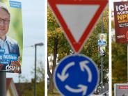 Kreis Günzburg: Die letzten Restposten der Bundestagswahl