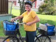 Krumbach: Um drei Uhr morgens mit dem Rad durch Krumbach
