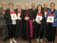 Auszeichnung: Bischöfliche Ehrungen für kirchliche Mitarbeiter aus der Region