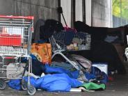 Günzburg: Wenn Menschen unter der Brücke leben