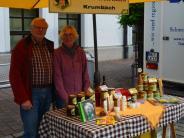 Krumbach: Die Honigmacher verabschieden sich vom Wochenmarkt