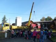 Ziemetshausen: Der Zug ist abgefahren