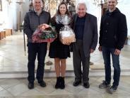 Wiesenbach: Sie hat den Kirchenchor geprägt